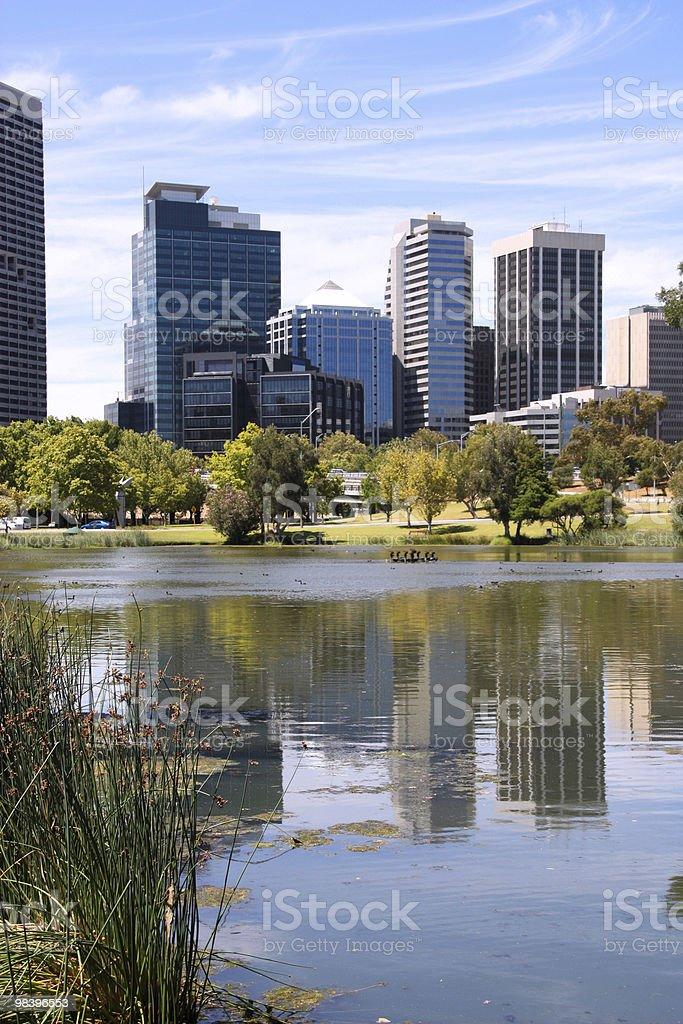 Perth foto stock royalty-free