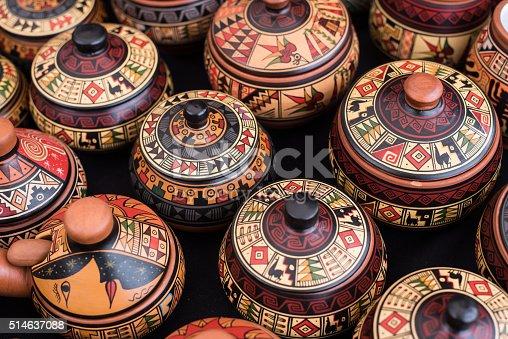 istock Peruvian souvenir 514637088