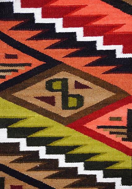 Peruanische Textil – Foto