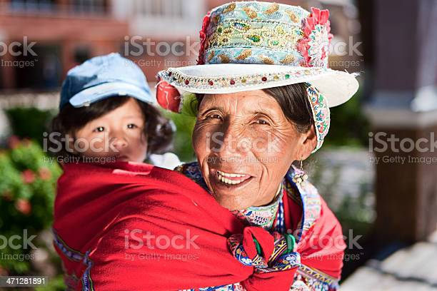 Peruvian woman in national clothing carrying her baby chivay picture id471281891?b=1&k=6&m=471281891&s=612x612&h=qm vp0kmjqxwt3exub8de2ixu2ytbpij6o4qvclogte=