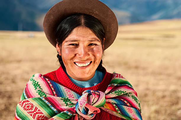 Best Peruvian People Stock Photos, Pictures & Royalty-Free