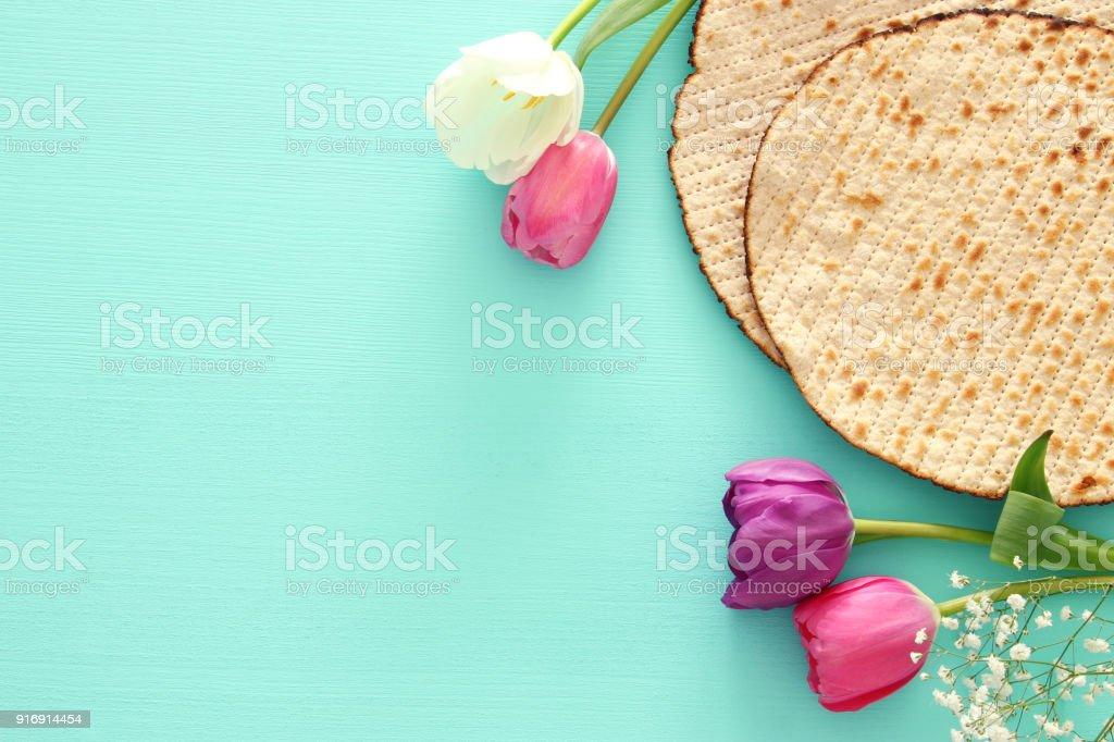 Pesach-fest-Konzept (jüdische Pessachfest). – Foto