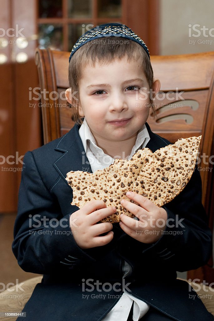 Pesah, jewish passover royalty-free stock photo