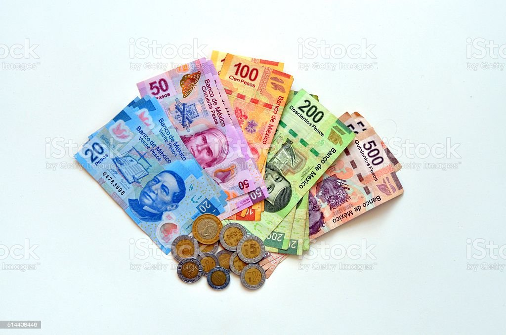 Pesos royalty-free stock photo