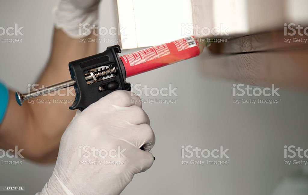 Pest Control Equipment stock photo