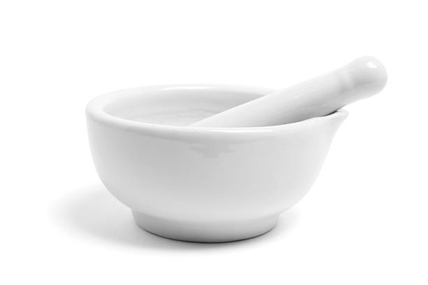 Pestle and Mortar stock photo