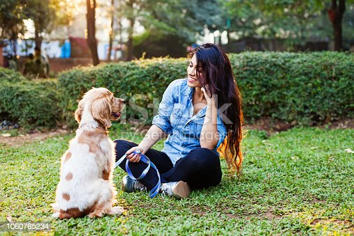 istock Pet training 1060765234