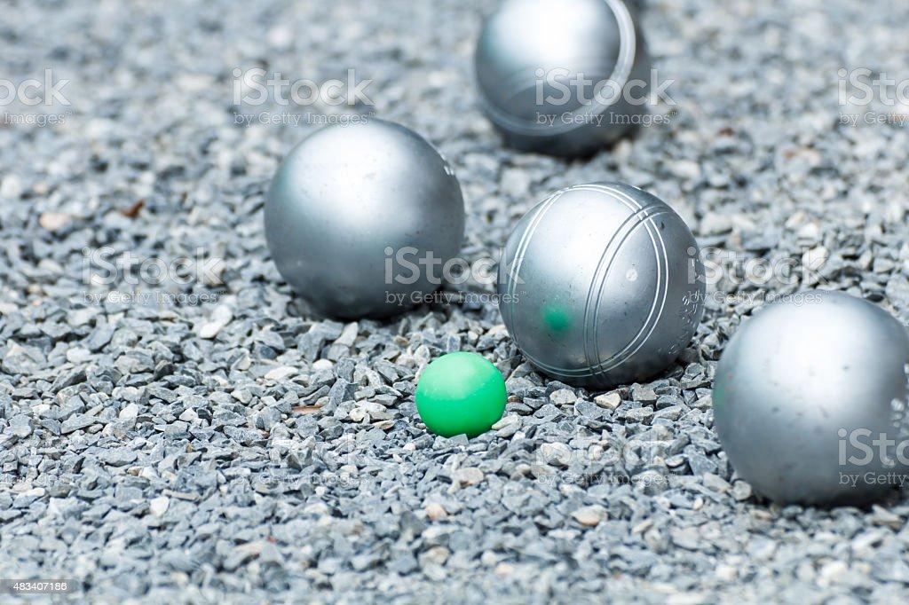 Petanque-ball – Foto