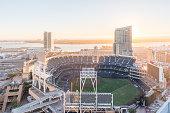 Petco Park baseball field, San Diego, CA, USA - January 11, 2018
