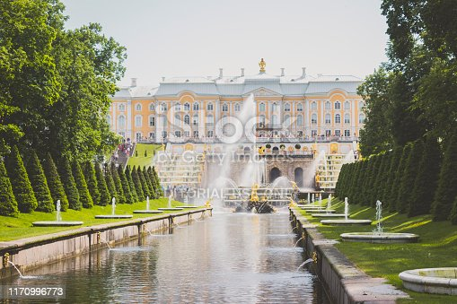 Today Peterhof is the world's largest Palace and Park ensemble, attracting millions of tourists from all over the world
