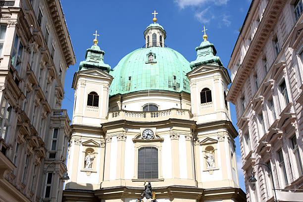 Peterskirche (St. Peter-Kirche) in Wien, Österreich – Foto