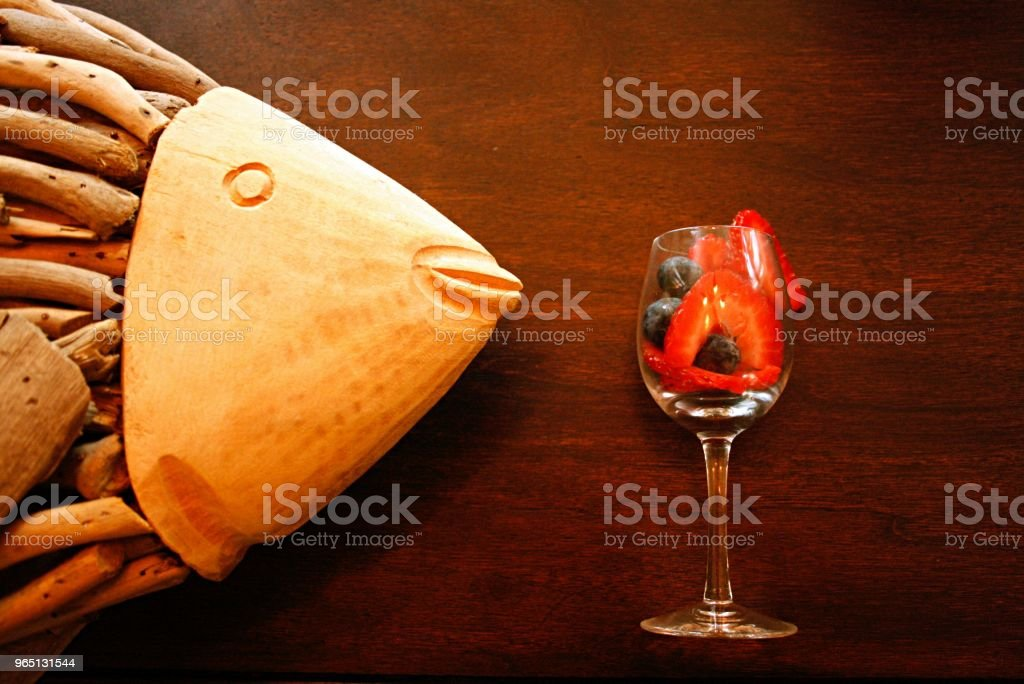 Petit Meal royalty-free stock photo
