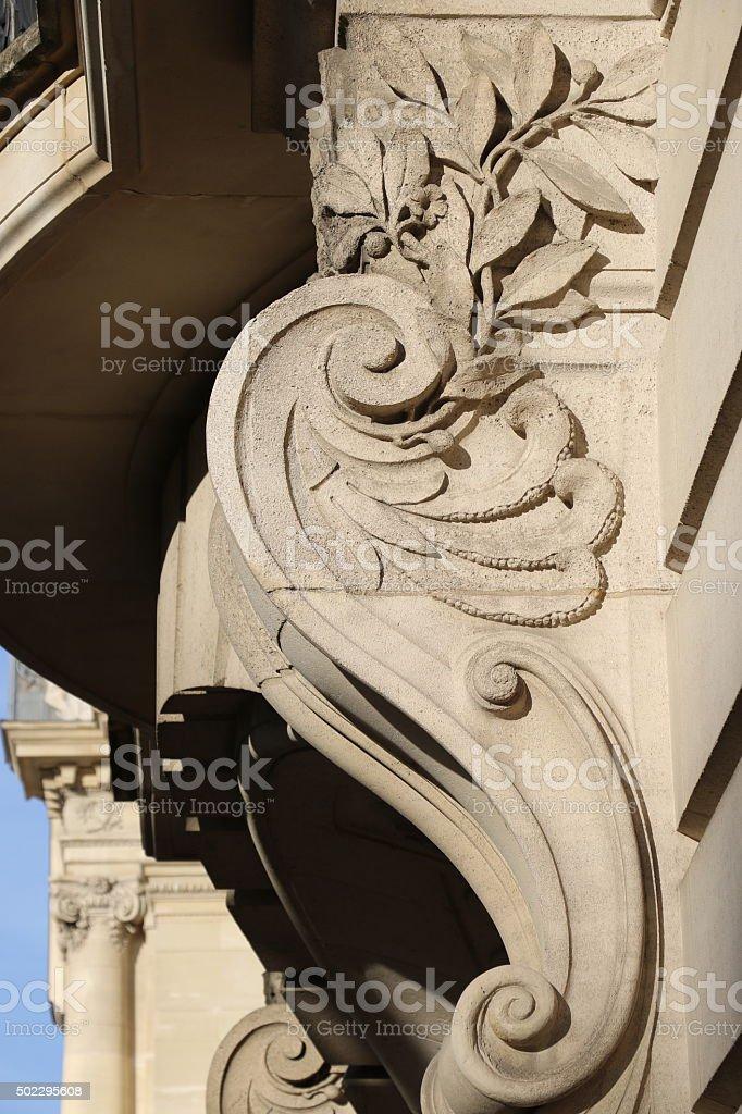 Petit Palais stock photo