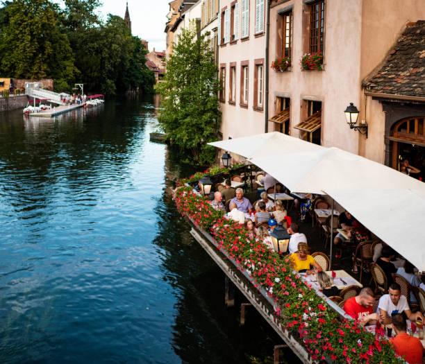 Petite France-Straßburg-Frankreich – Foto