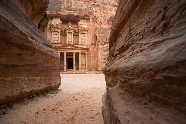 Petra in Jordanien – Foto
