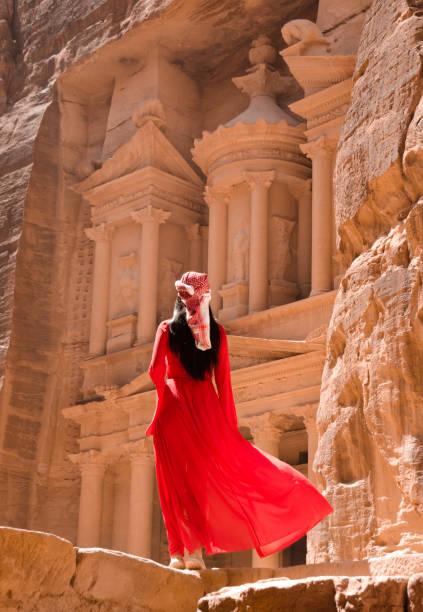 petra - jordan photos et images de collection