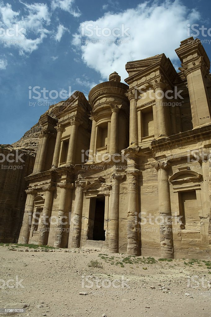 Petra royalty-free stock photo