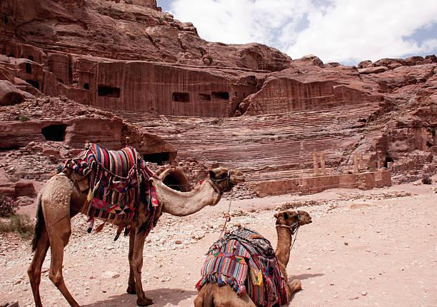 Petra Theater, Jordanien – Foto