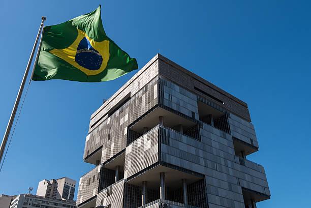 Petrobras Gebäude in Rio De Janeiro – Foto