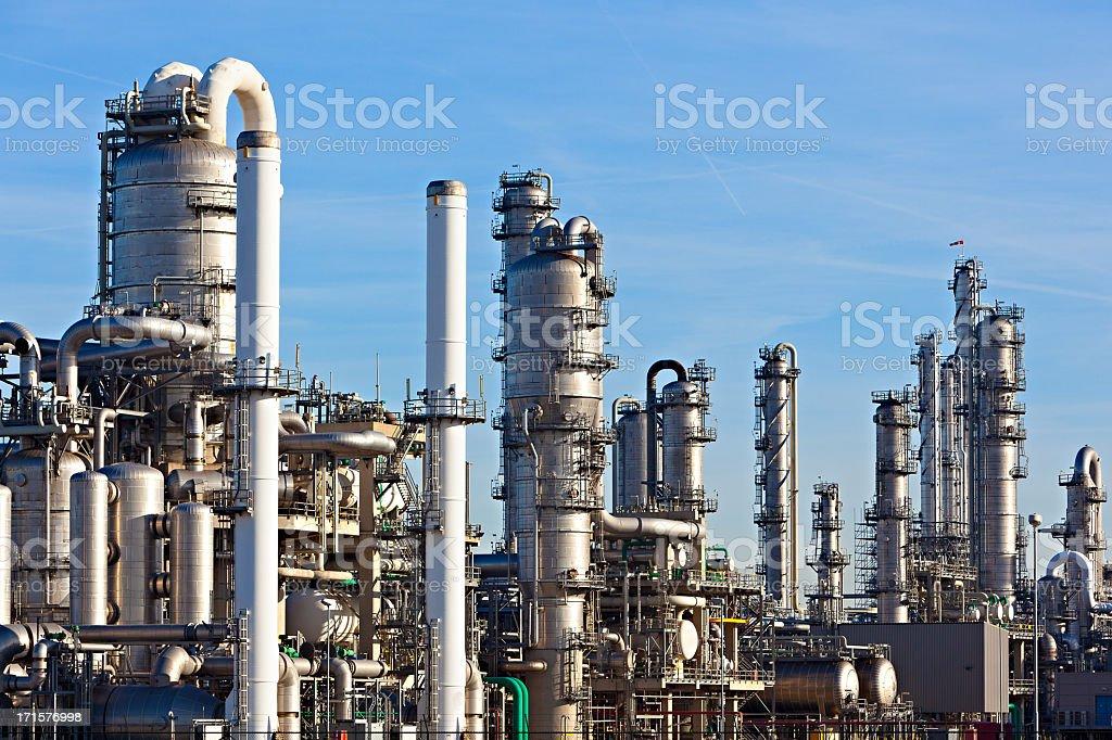 Petrochemical industry foto