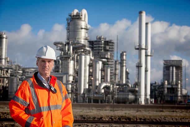 Petrochemical inspector foto
