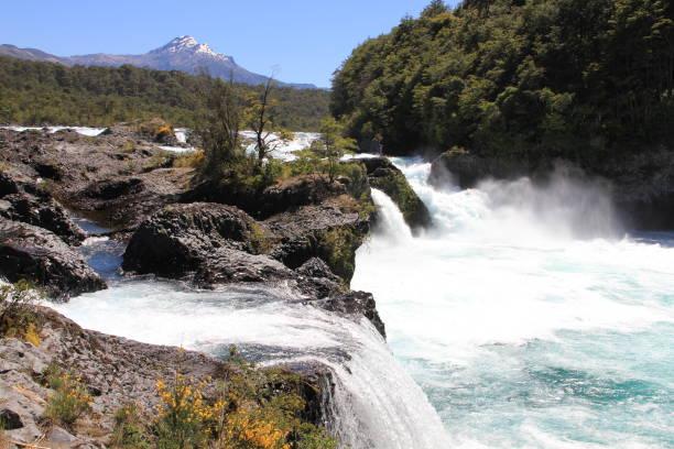 Petrohue Wasserfälle, Chile – Foto