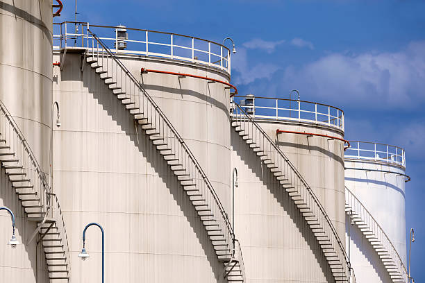 petroleum storage tank design