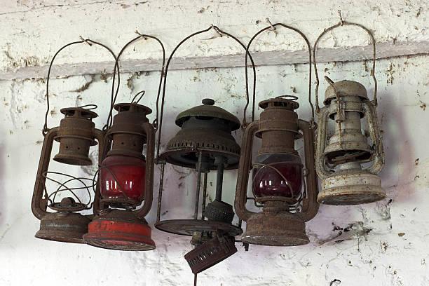 Petroleumlampen – Foto