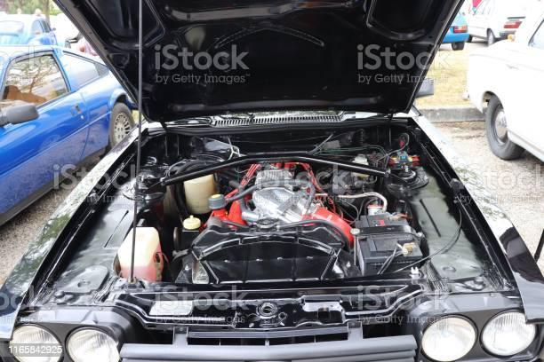 Peugeot 202 black car