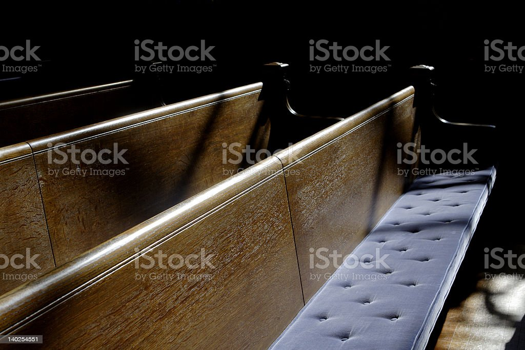 pew royalty-free stock photo