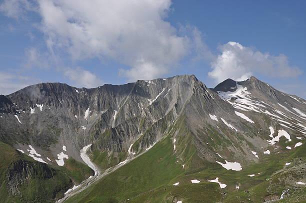 pezid, mountain in österreich - fiss tirol stock-fotos und bilder