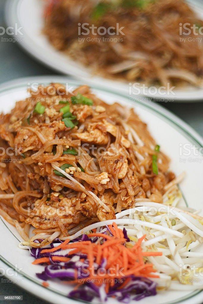 Phad Thai royalty-free stock photo