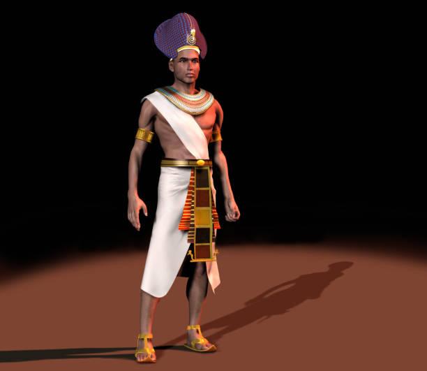 Pharao des alten Ägypten – Foto
