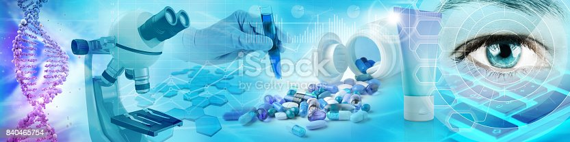 istock pharmaceutical and biochemistry concept 840465754
