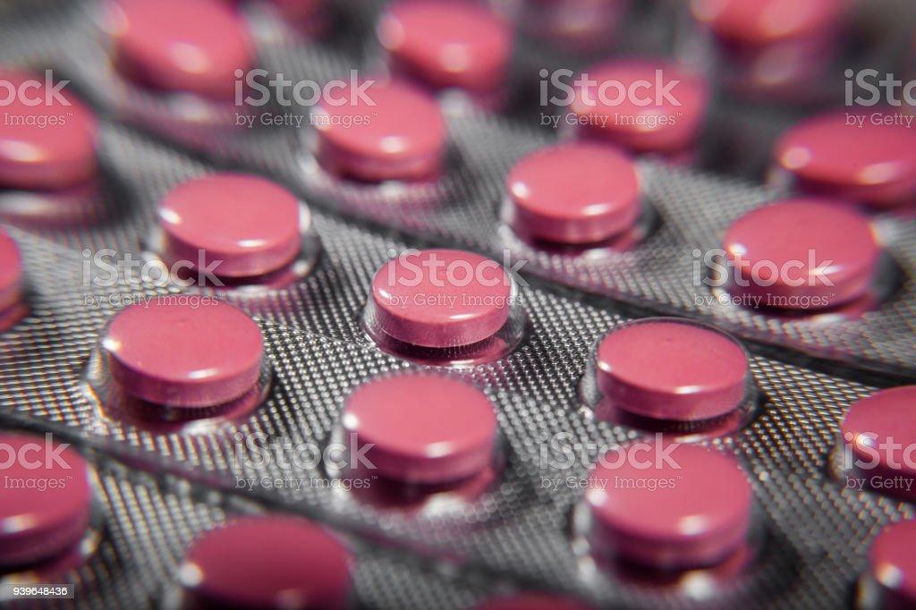 İlaç ilaç ve tıp hapları paketlerine stok fotoğrafı