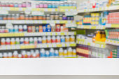 istock pharmacy drugstore shop interior blur background 902722912