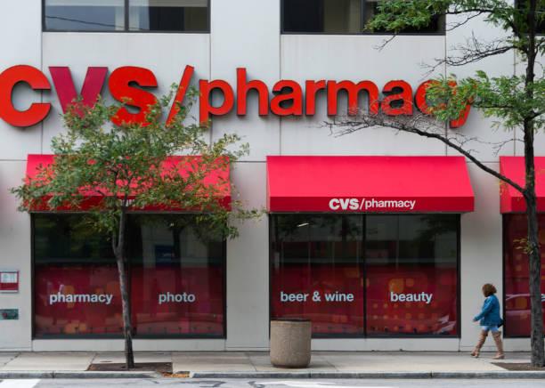 CVS Pharmacy stock photo