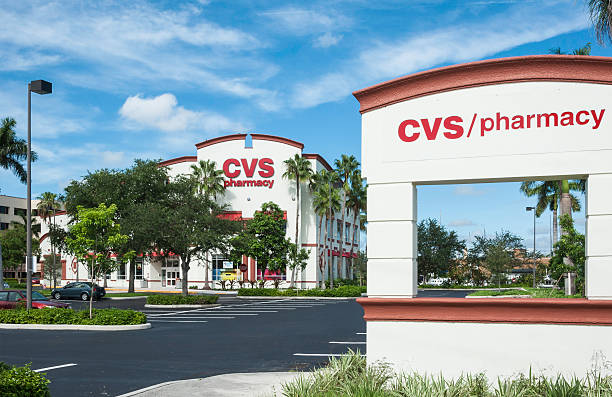 CVS Pharmacy stock photo