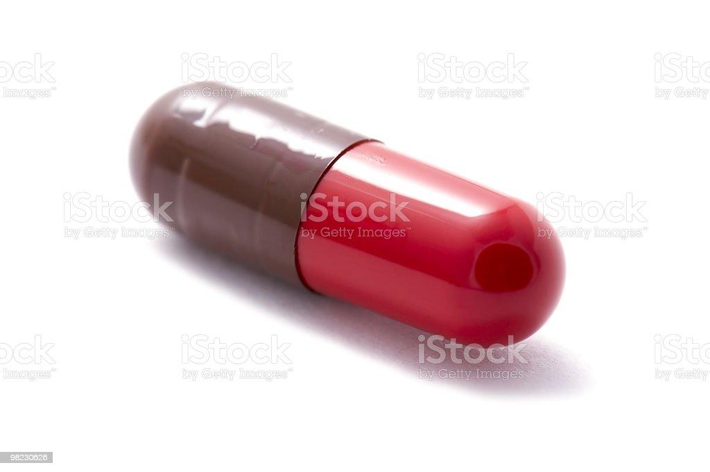 pharmacy pill macro royalty-free stock photo