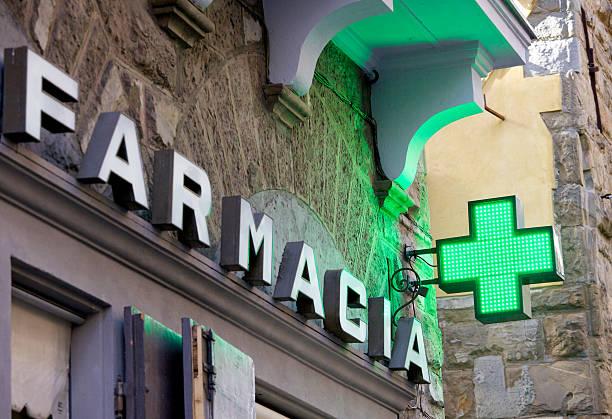 Apotheke-In Florenz – Foto