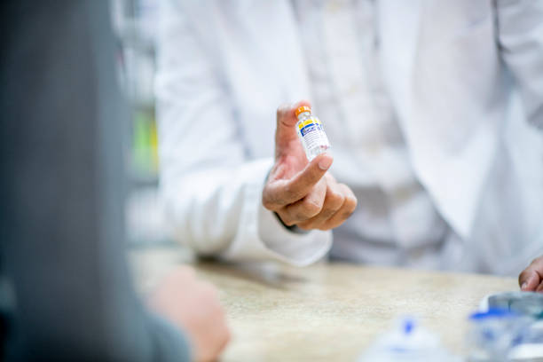 apotheke stockfoto - insulin stock-fotos und bilder