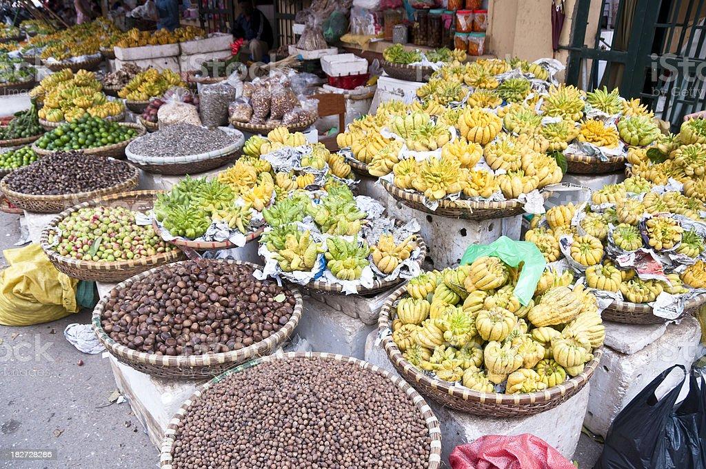 Phat Thu Fruit royalty-free stock photo