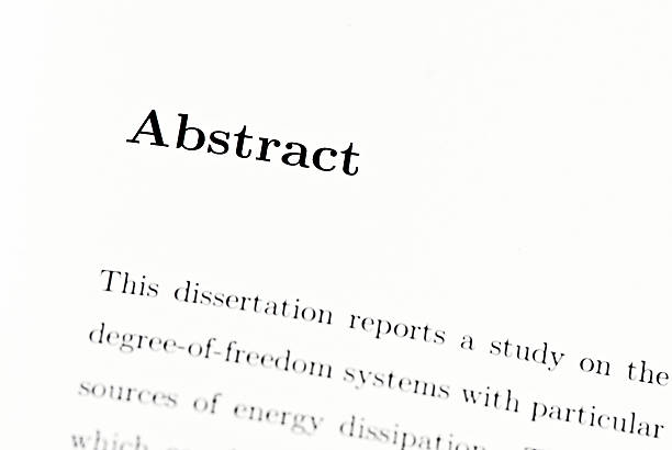 english phd dissertation abstracts How to write an abstract humanities scholars and students aren't usually taught to write abstracts like our friends in the for a dissertation, original.