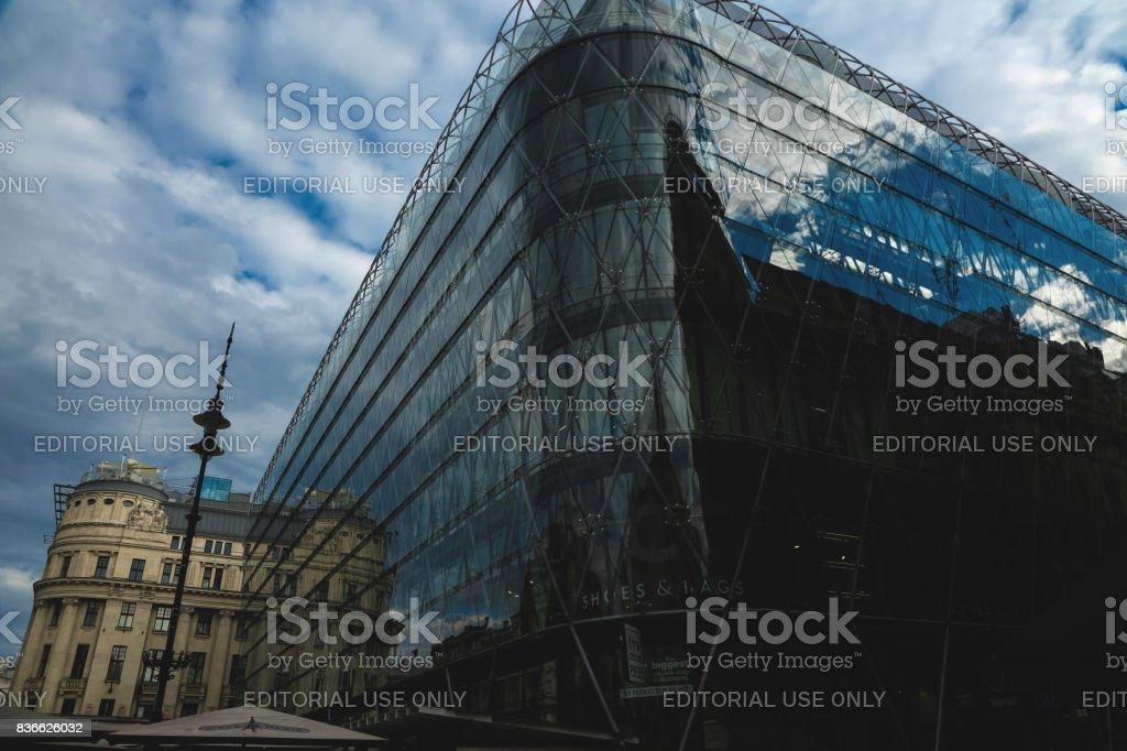 Phenomenal Transparency stock photo