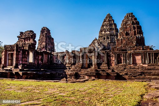 phi mai historical national park in nakorn ratchasima province north eastern of thailand