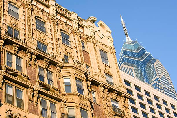 Philadelphia architecture stock photo