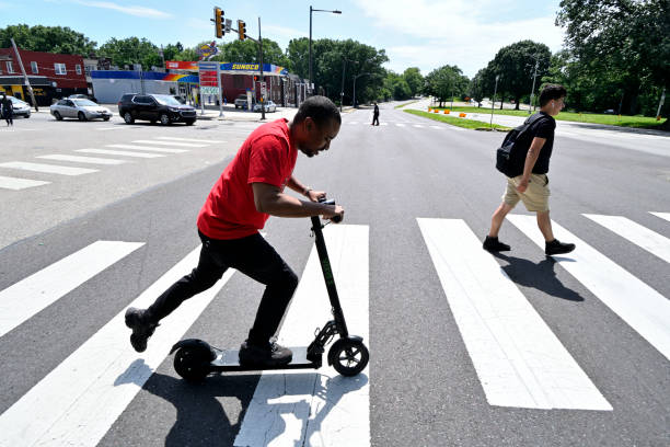 Philadelphia Neighborhoods stock photo