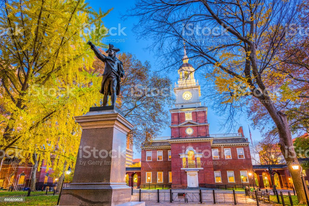Philadelphia, Pennsylvania, USA stock photo