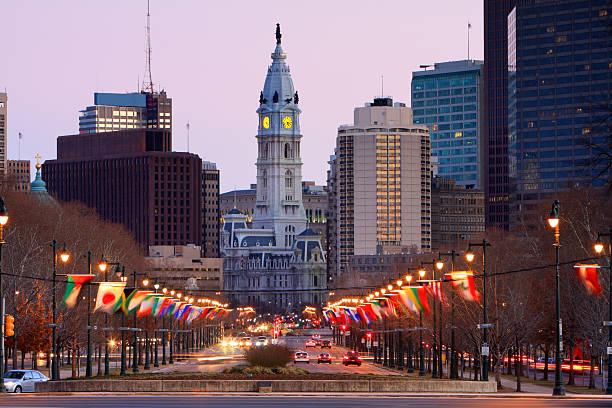 Philadephia City Hall