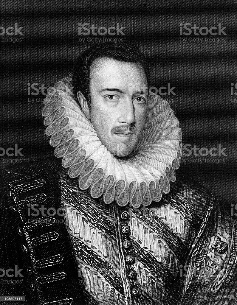 Philip Howard, Earl of Arundel stock photo